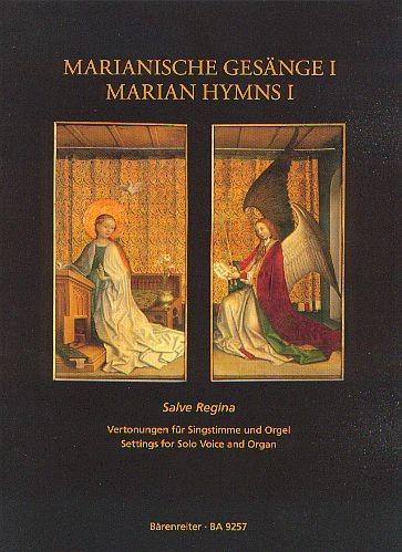 Breig,Werner: Marianische Gesänge I - Salve Regina