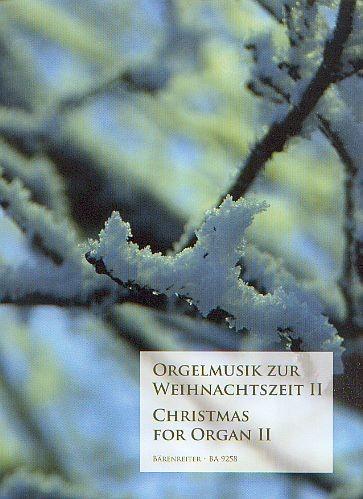 Rockstroh, Andreas (Hrsg.): Orgelmusik zur Weihnachtszeit II