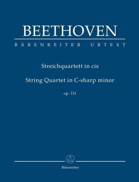 Beethoven Ludwig van: Quartett cis-moll op 131