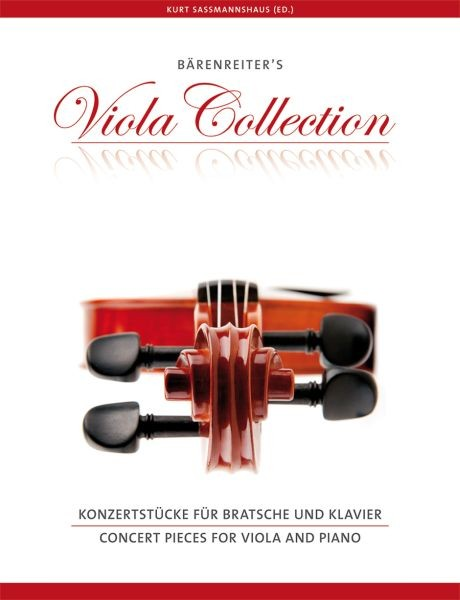 Sassmannshaus, Kurt (Hrsg.): Viola Collection