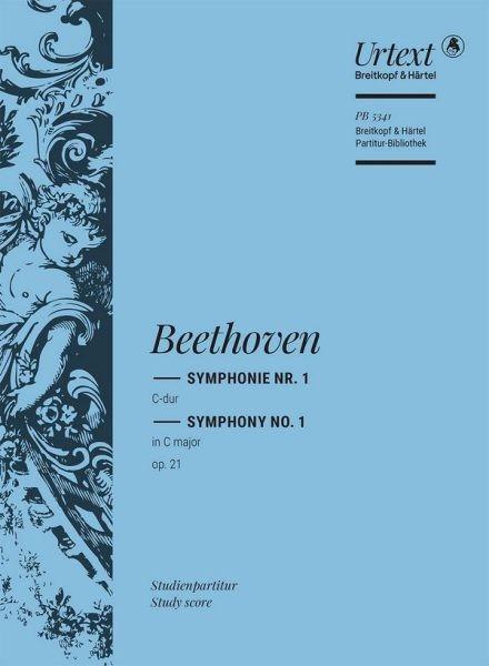 Beethoven, Ludwig van: Symphonie Nr. 1 C-dur op. 21