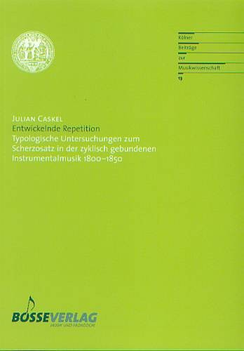 Caskel, Julian: Entwickelnde Repetition
