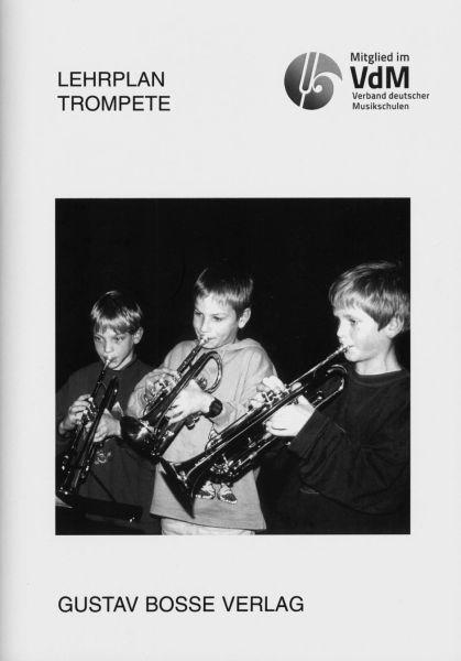 Verband deutscher Musikschulen e.V.: Lehrplan Trompete