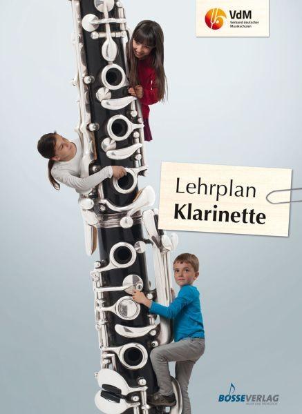Verband deutscher Musikschulen (VdM): Lehrplan Klarinette