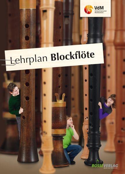 VdM: Lehrplan Blockflöte