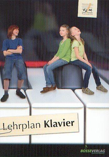 Schönherr, Christoph & Carbow, Martin: Lehrplan Klavier