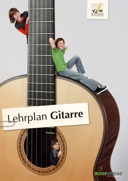 VdM: Lehrplan Gitarre