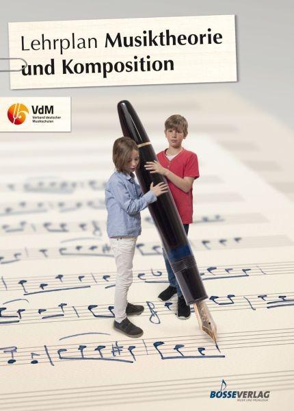 Verband deutscher Musikschulen (VdM): Lehrplan Musiktheorie und Komposition