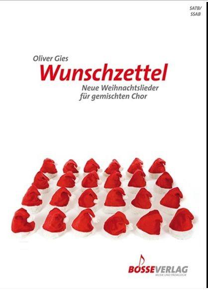 Gies, Oliver: Wunschzettel