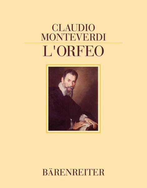 Monteverdi, Claudio (1567-1643): L'Orfeo - Favola in musica