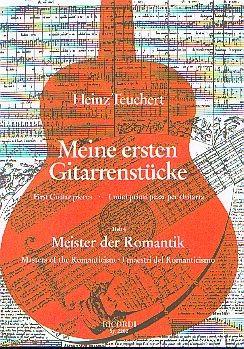 Teuchert, Heinz: Meine ersten Gitarrenstücke Heft 4