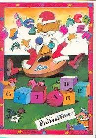 Cieslik, Thomas: Spielsachen Weihnachten