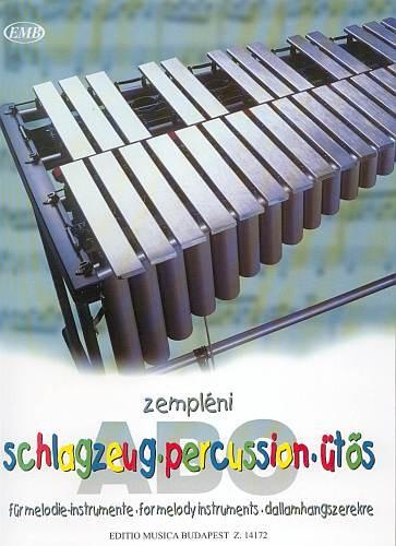 Zempleni, Laszlo: Schlagzeug-ABC