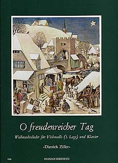 Ziller, Dietrich (1924) (Hrsg.): O freudenreicher Tag