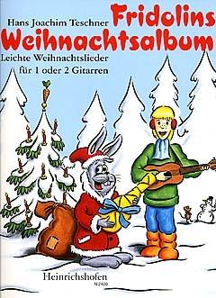 Teschner, Hans Joachim: Fridolins Weihnachtsalbum