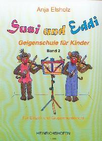 Elsholz, Anja: Susi und Eddi Bd. 2
