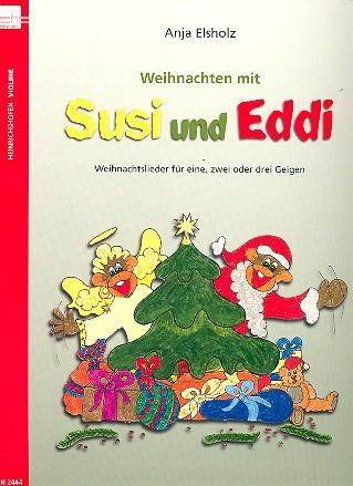 Esholz, Anja: Weihnachten mit Susi und Eddi