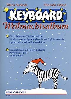 Swoboda Maria & Lipport Christoph: Keyboard Weihnachtsalbum