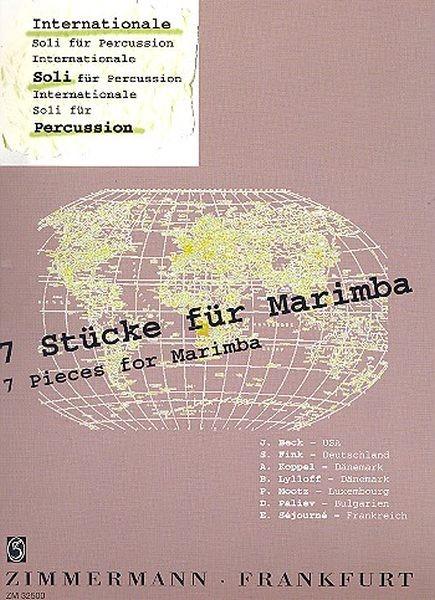 .: 7 Stücke für Marimba