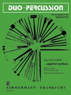 Kirchert, Kay Uwe: AGAINST SURFACE