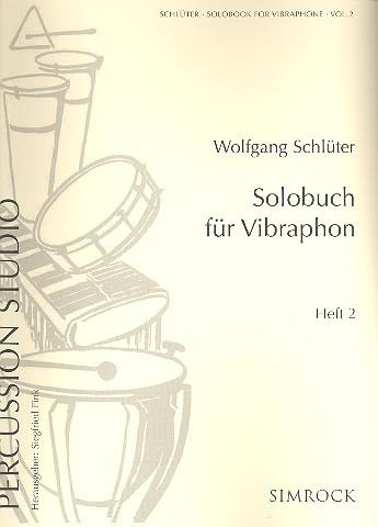 Schlueter Wolfgang: Solobuch 2