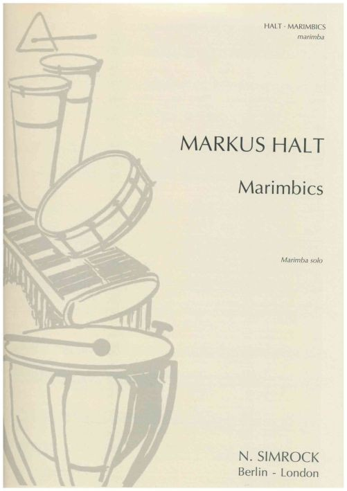 HALT MARKUS: MARIMBICS
