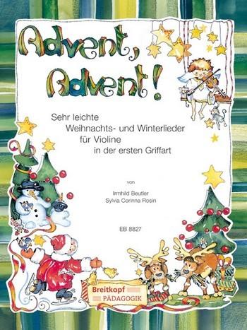 Beutler Irmhild + Rosin Sylvia Corinna: Advent Advent