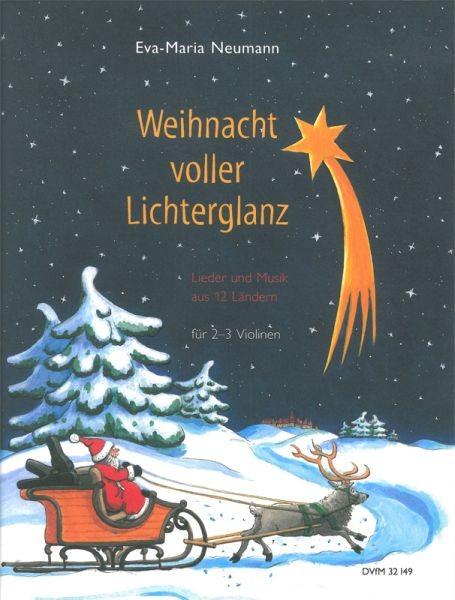 Neumann, Eva-Maria: Weihnacht voller Lichterglanz