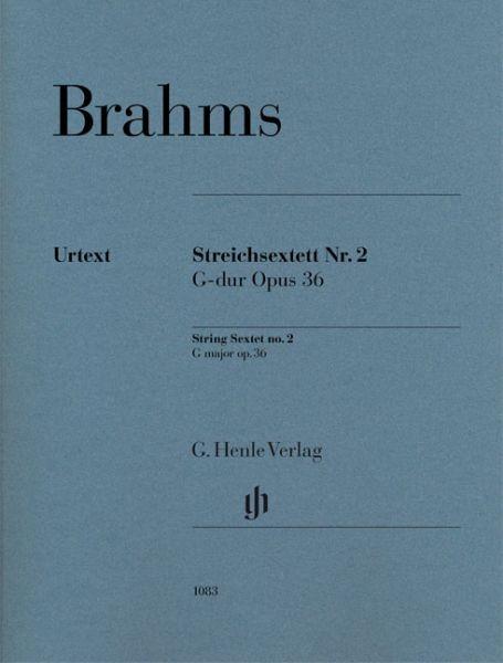 Brahms Johannes: Sextett 2 G-Dur op 36