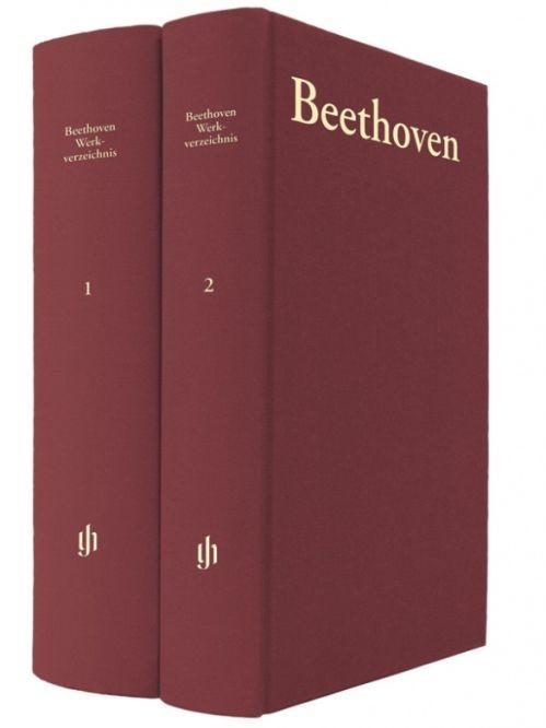 Beethoven Ludwig van: Werkverzeichnis