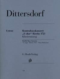 Ditters von Dittersdorf, Carl: Kontrabasskonzert Nr. 2