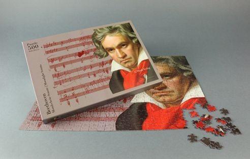 Beethoven Ludwig van: Puzzle