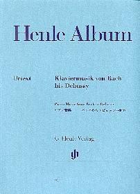 Henle Album: Klaviermusik von Bach bis Debussy