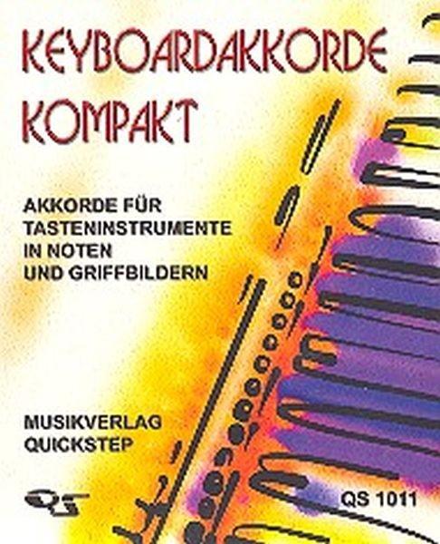 .: Keyboardakkorde kompakt