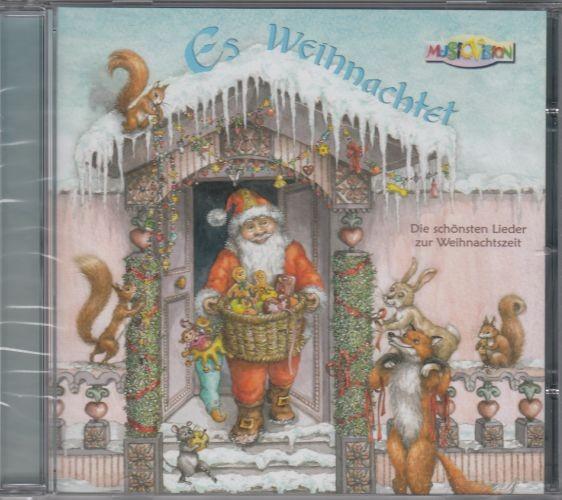 Frey, Toby + Dommann, Viviane: Es weihnachtet - CD