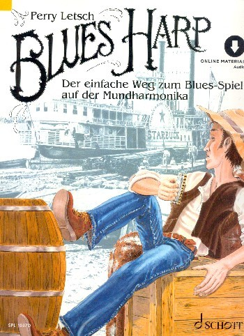 Letsch, Perry: Blues Harp