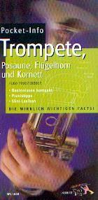 Pinksterboer, Hugo: Trompete, Posaune, Flügelhorn und Kornett - Pocket-Info