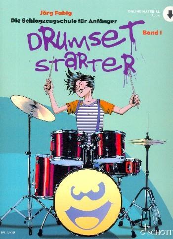 Fabig Joerg: Drumset Starter 1