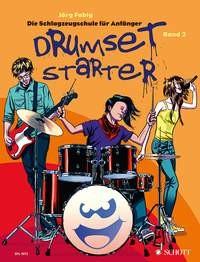 Fabig, Jörg: Drumset Starter - Bd. 2