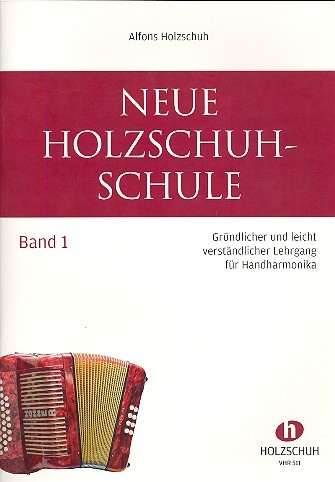 Holzschuh Alfons: NEUE HOLZSCHUH SCHULE 1