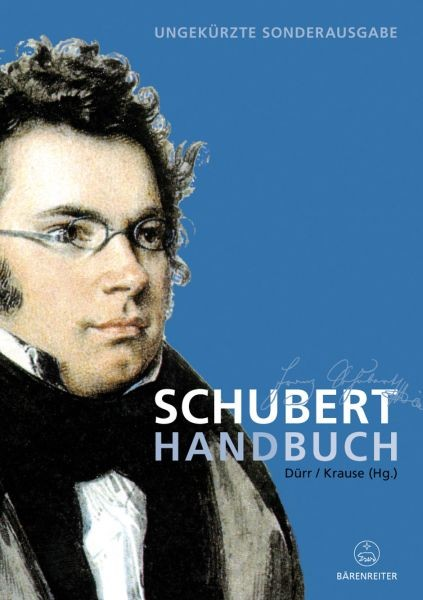 Dürr, Walther + Krause, Andreas: Schubert Handbuch - Sonderausgabe