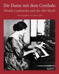 Elste, Martin: Die Dame mit dem Cembalo