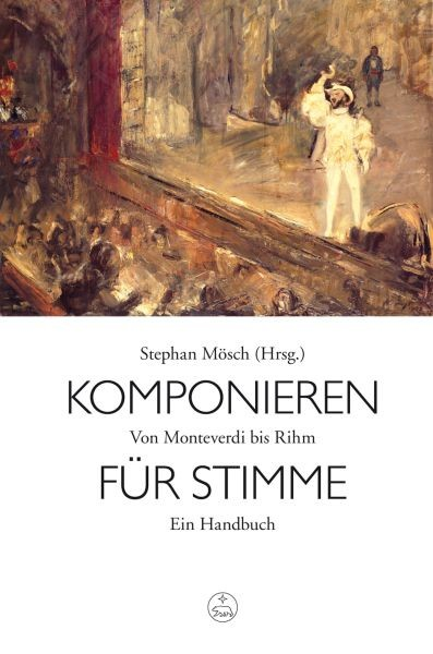 Moesch, Stephan: Komponieren fuer Stimme