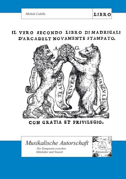 Calella, Michele: Musikalische Autorschaft