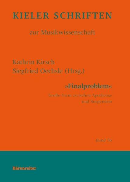 Oechsle, Siegfried / Kirsch, Kathrin: Finalproblem