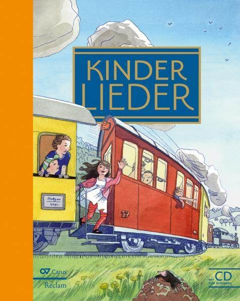 Mohr, Andreas + Trüün, Friedhilde: Kinderlieder