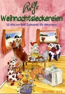 Zuckowski, Rolf: Rolfs Weihnachtsleckereien