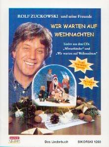 Zuckowski, Rolf: Wir warten auf Weihnachten