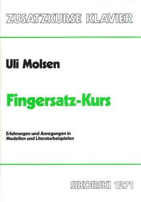 Molsen, Uli: Fingersatz-Kurs