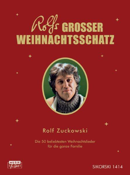 Zuckowski. Rolf: Rolfs Grosser Weihnachtsschatz
